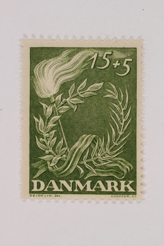 1993.21.1.144 front Postage stamp