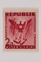 1993.21.1.145 front Postage stamp  Click to enlarge