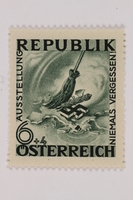 1993.21.1.146 front Postage stamp  Click to enlarge
