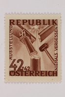 1993.21.1.147 front Postage stamp  Click to enlarge