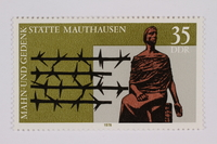 1993.21.1.151 front Postage stamp  Click to enlarge