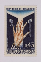 1993.21.1.154 front Postage stamp  Click to enlarge