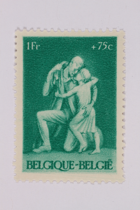 1993.21.1.160 front Postage stamp
