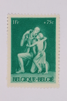 1993.21.1.160 front Postage stamp  Click to enlarge