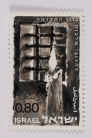 1993.21.1.163 front Postage stamp  Click to enlarge