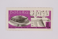 1993.21.1.168 front Postage stamp  Click to enlarge