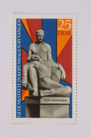 1993.21.1.172 front Postage stamp  Click to enlarge