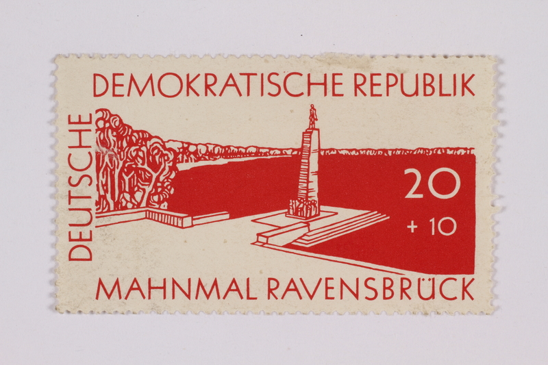 1993.21.1.174 front Postage stamp