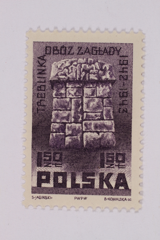 1993.21.1.175 front Postage stamp