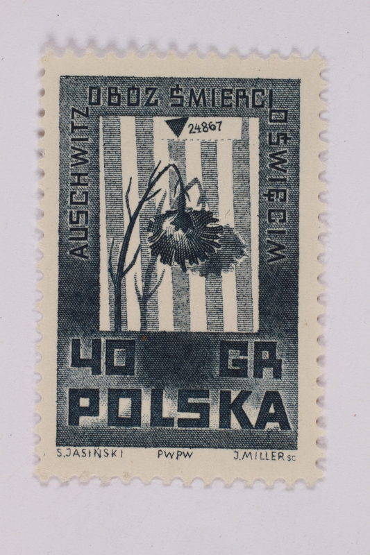 1993.21.1.177 front Postage stamp