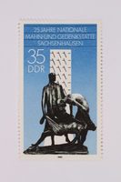 1993.21.1.178 front Postage stamp  Click to enlarge