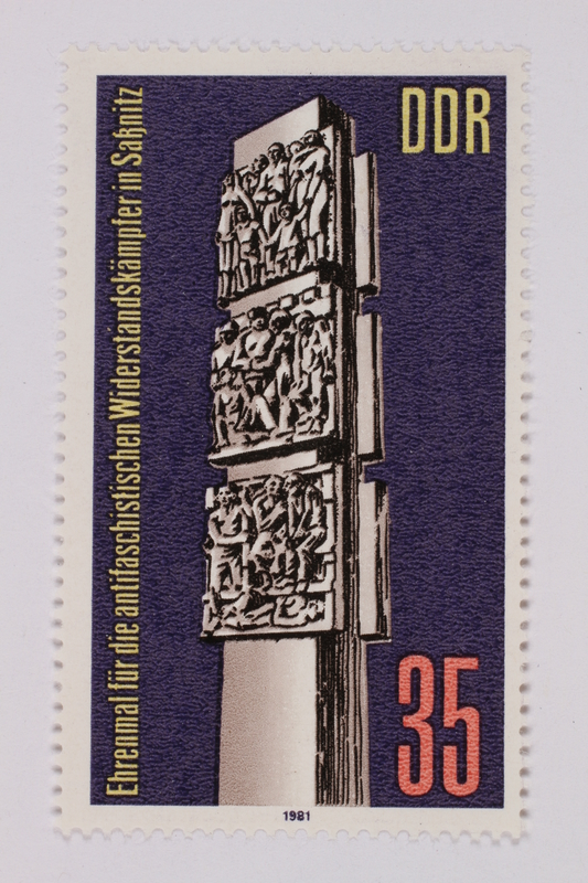 1993.21.1.179 front Postage stamp