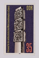 1993.21.1.179 front Postage stamp  Click to enlarge