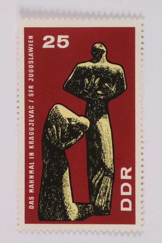 1993.21.1.181 front Postage stamp