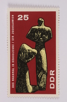 1993.21.1.181 front Postage stamp  Click to enlarge