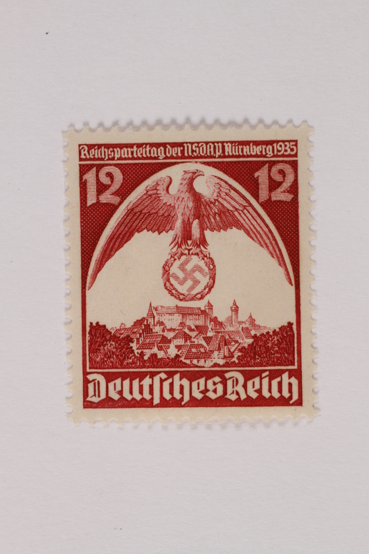 1993.21.1.2 front Postage stamp