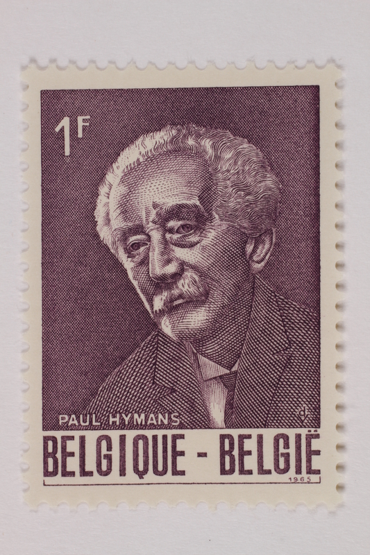 1993.21.1.23 front Postage stamp