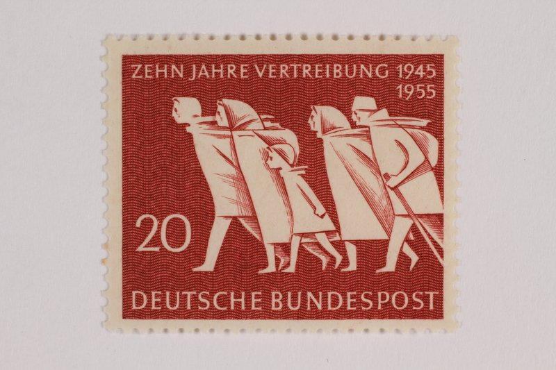1993.21.1.26 front Postage stamp