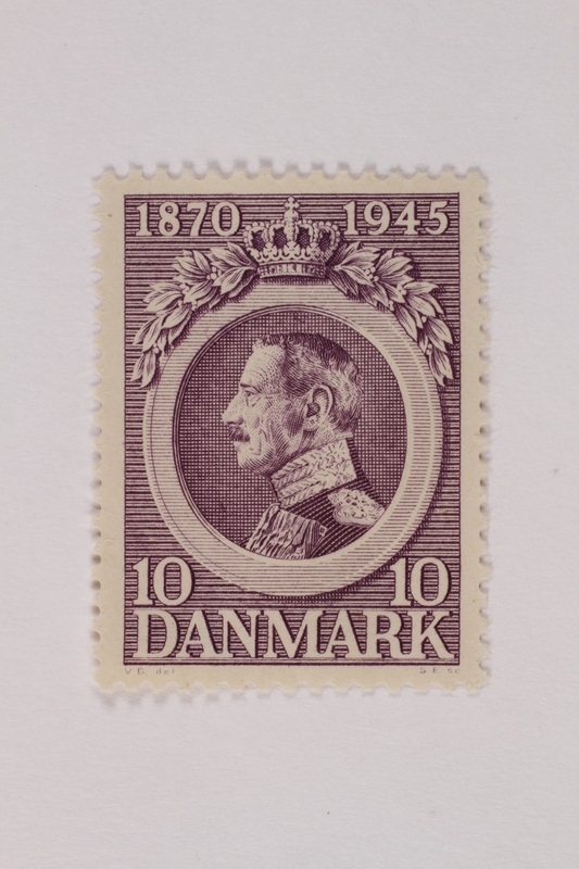 1993.21.1.29 front Postage stamp