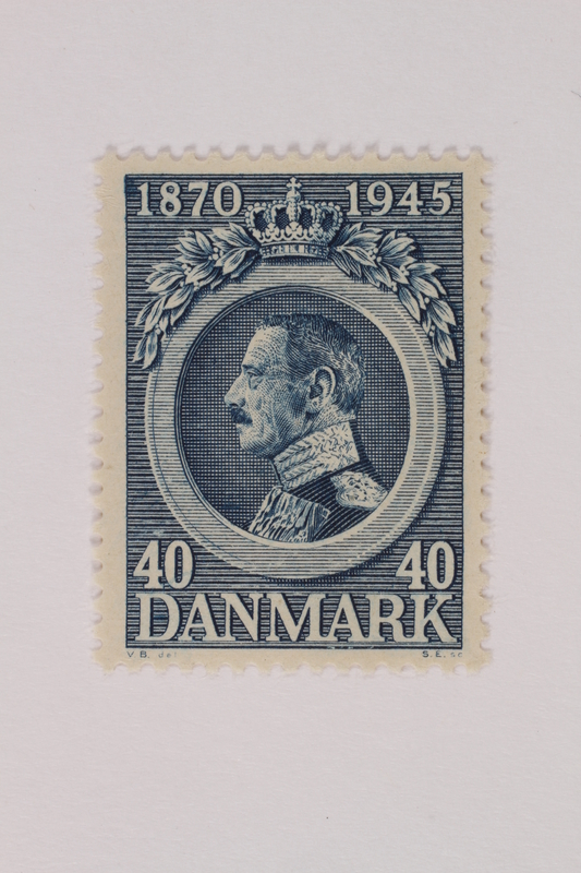 1993.21.1.31 front Postage stamp