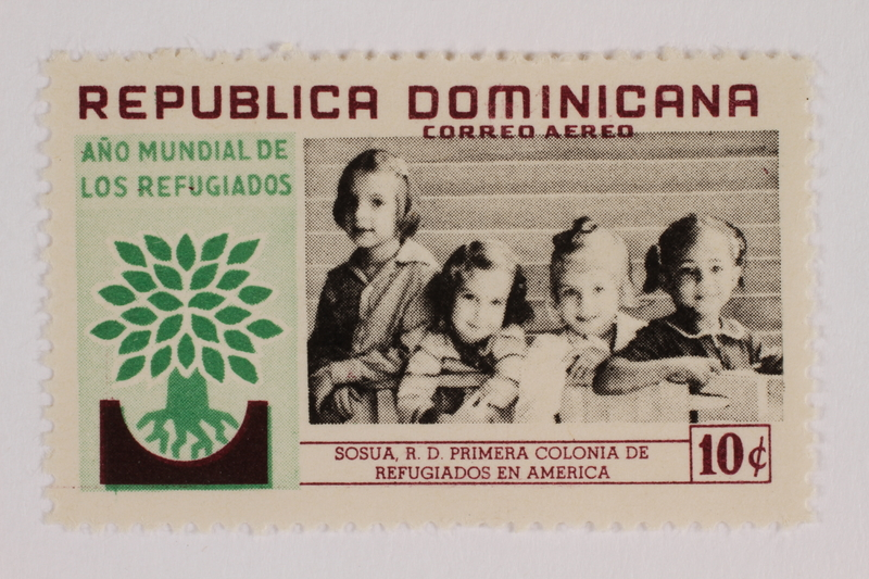 1993.21.1.32 front Postage stamp