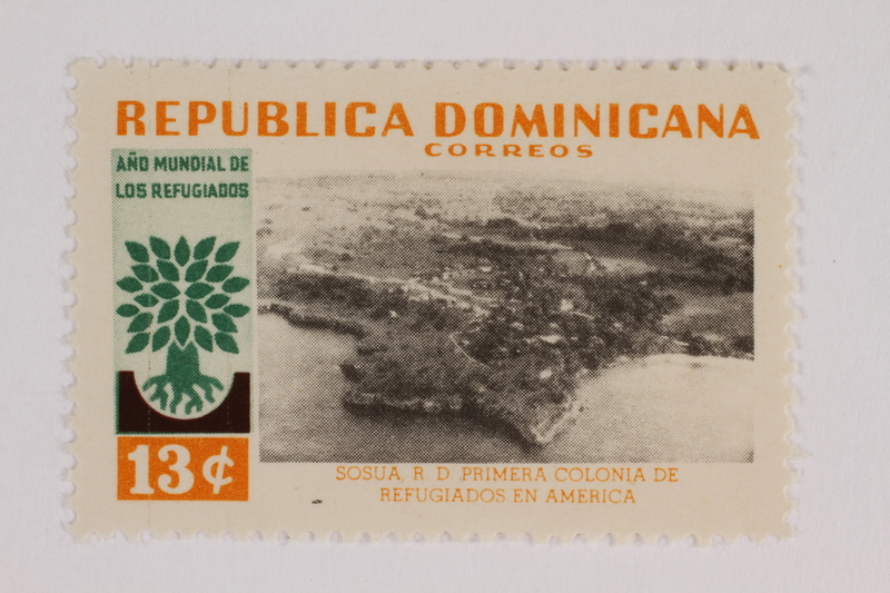 1993.21.1.36 front Postage stamp