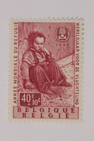 1993.21.1.37 front Postage stamp  Click to enlarge