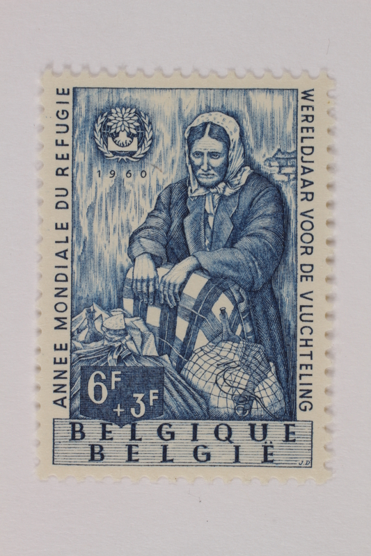 1993.21.1.39 front Postage stamp