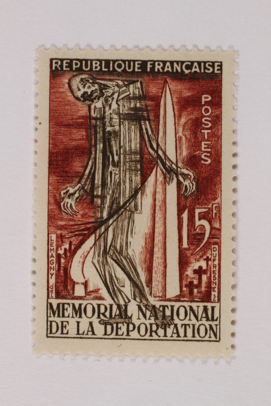 1993.21.1.41 front Postage stamp