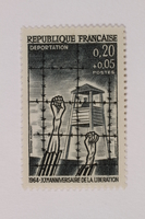 1993.21.1.44 front Postage stamp  Click to enlarge