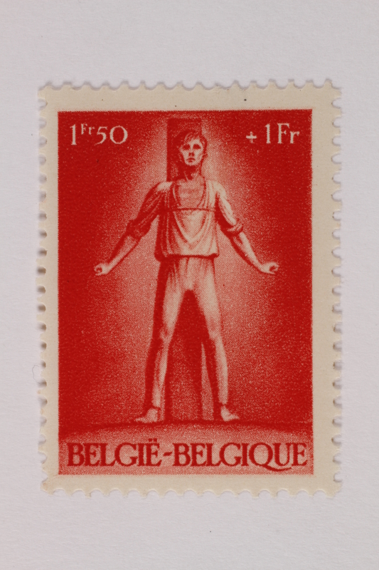 1993.21.1.45 front Postage stamp