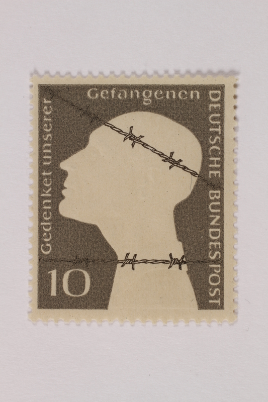 1993.21.1.52 front Postage stamp