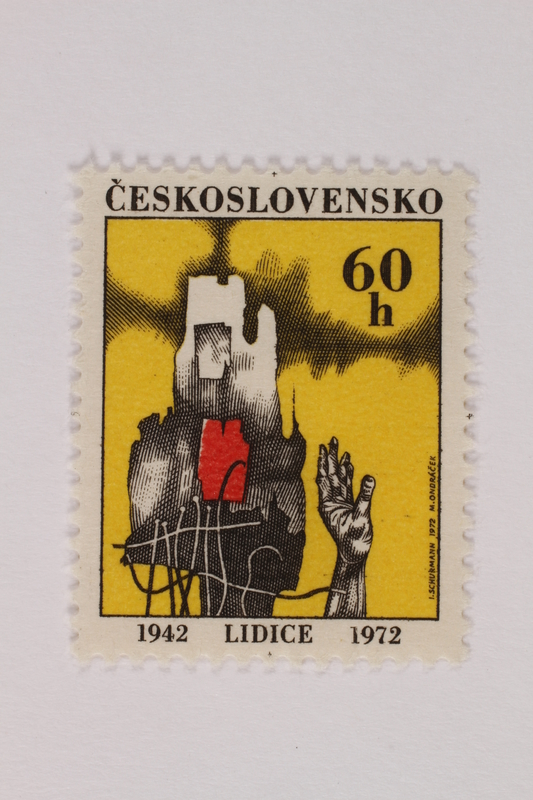 1993.21.1.55 front Postage stamp