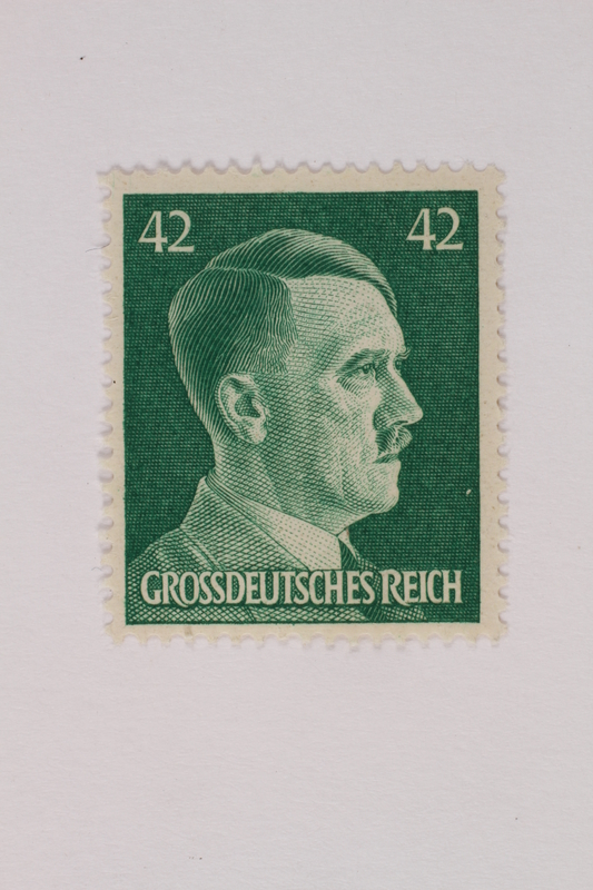 1993.21.1.6 front Postage stamp