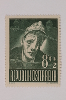 1993.21.1.61 front Postage stamp  Click to enlarge