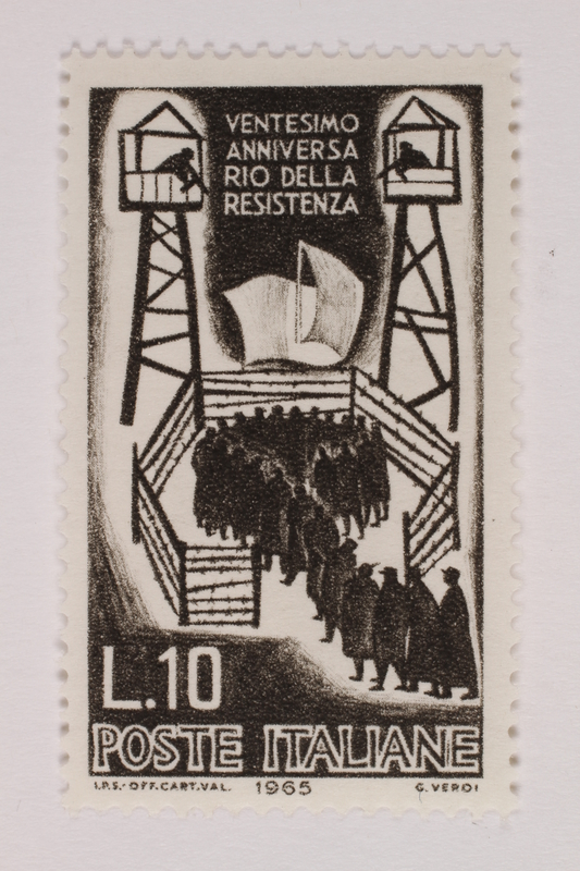1993.21.1.66 front Postage stamp