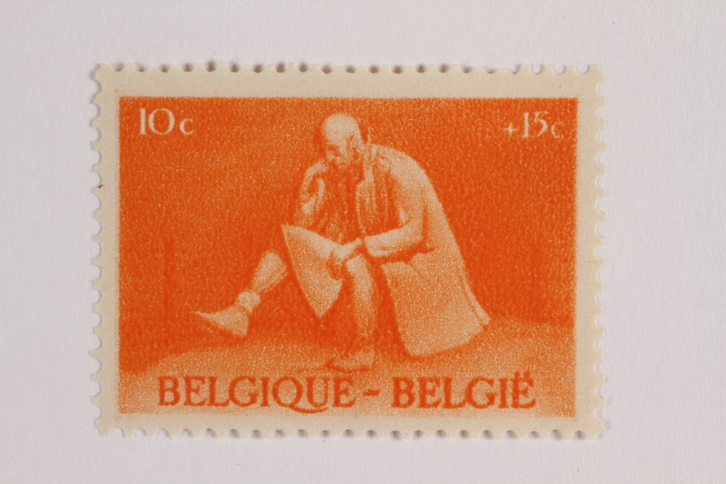 1993.21.1.67 front Postage stamp