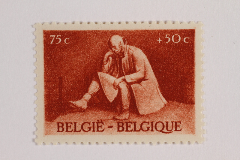 1993.21.1.68 front Postage stamp