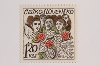 1993.21.1.69 front Postage stamp  Click to enlarge