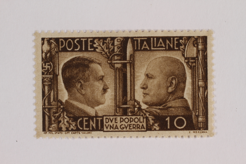 1993.21.1.7 front Postage stamp
