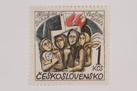 1993.21.1.70 front Postage stamp  Click to enlarge