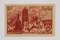1993.21.1.74 front Postage stamp  Click to enlarge