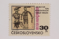 1993.21.1.78 front Postage stamp  Click to enlarge