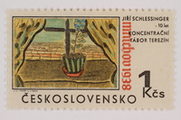 1993.21.1.79 front Postage stamp  Click to enlarge