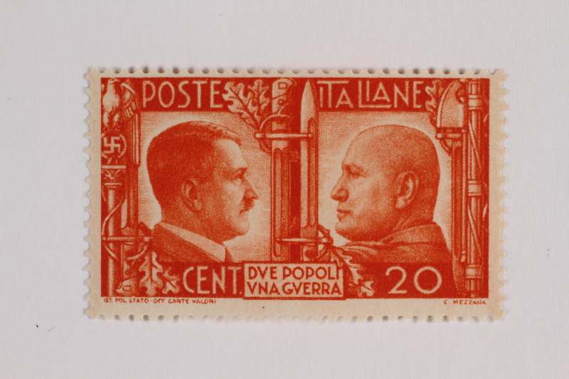 1993.21.1.8 front Postage stamp
