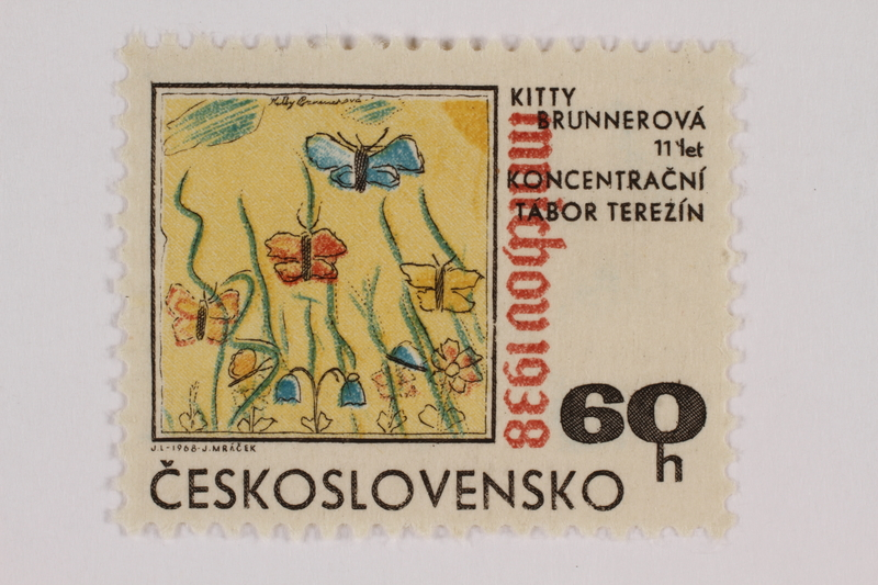 1993.21.1.80 front Postage stamp