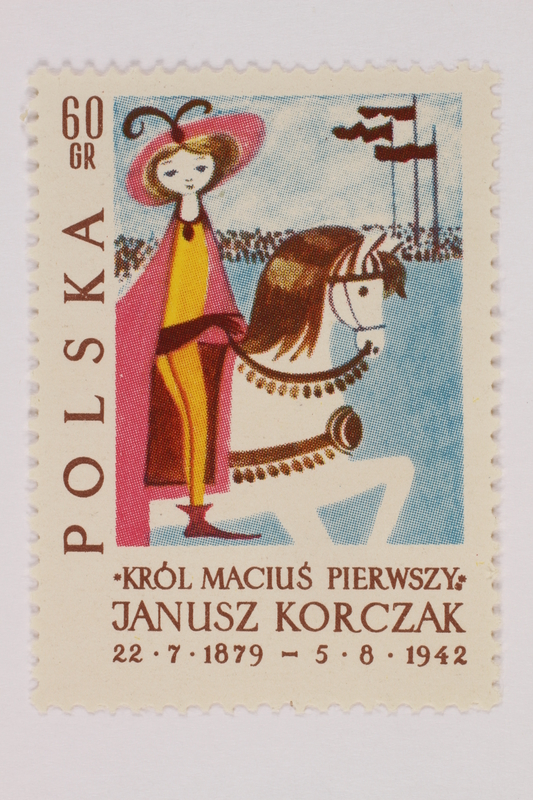 1993.21.1.84 front Postage stamp