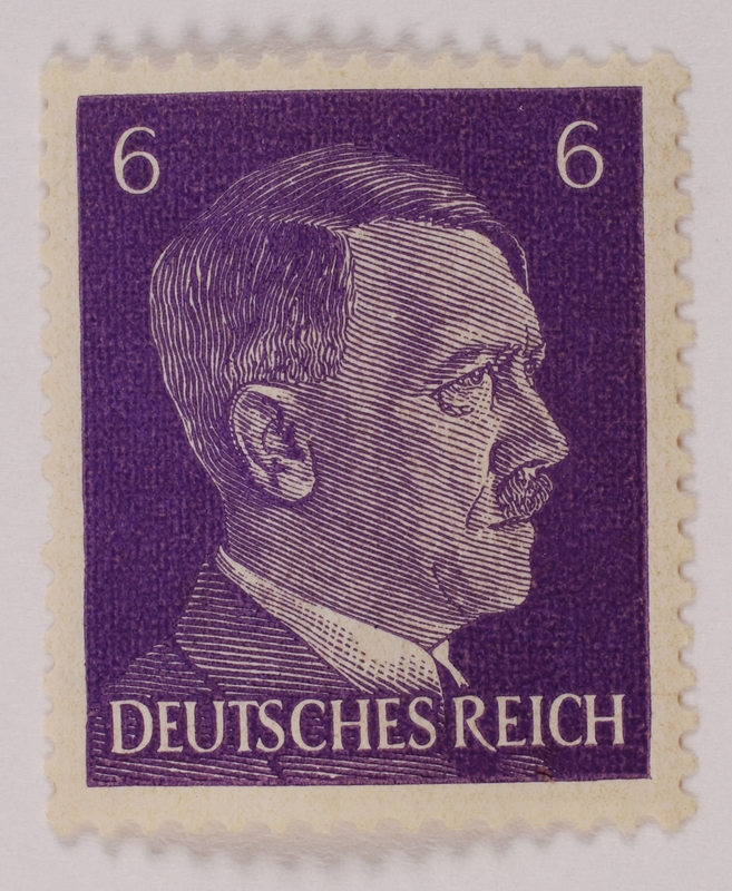 1993.21.2 front Postage stamp