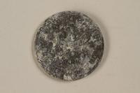 1993.50.5 back Łódź (Litzmannstadt) ghetto scrip, 10 mark coin  Click to enlarge