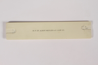 2014.480.44 a back Slide rule with case  Click to enlarge